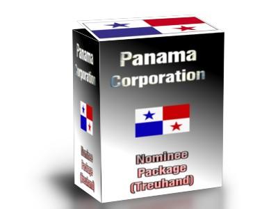 Treuhänderische Gründung und Führung einer Panama Corporation